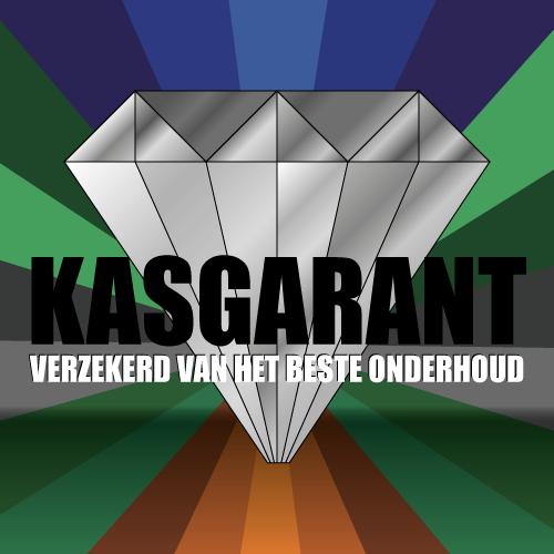 Logo Kasgarant - Westland Kasonderhoud